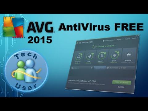 AVG Free AntiVirus 2015 Review (Techie vs. User)