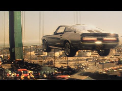 Gone In 60 Seconds |2000| All Eleanor Pursuit Scenes [Edited]