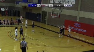 W. Basketball- Clackamas vs. Clark- 5:30pm