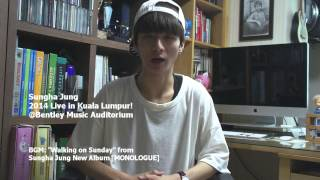 Sungha Jung's 3rd Trip to KL on July 12, 2014!