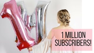 Thanks A Million! My YouTube Story