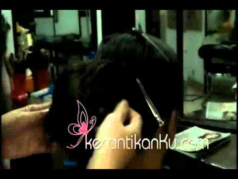 Cara membuat sanggul | Tutorial Step-by-Step
