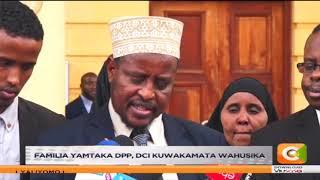 Familia ya Idris Mukhtar yalalama