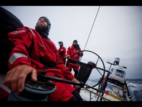 The Drive For The Line - Volvo Ocean Race 2011-12