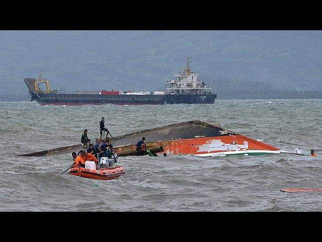 Philippines : inculpations pour meurtres dans le drame du ferry chaviré
