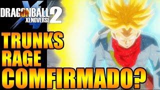 Dragon Ball Xenoverse 2 DLC 4 TRUNKS SUPER SAIYAN RAGE CONFIRMADO? NUEVAS IMÁGENES