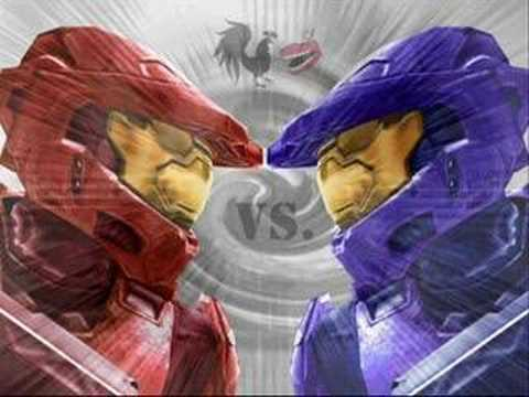 Red Vs Blue - Blood Gulch Blues video