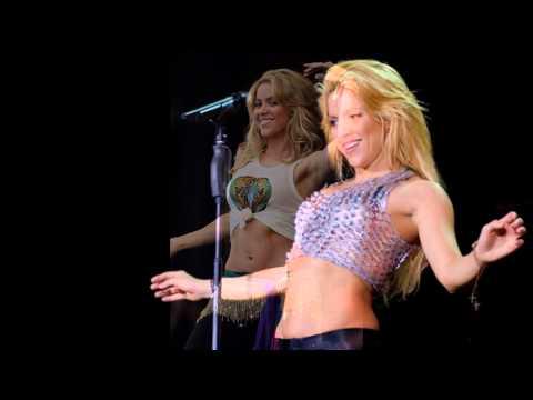 Shakira Belly Dance video