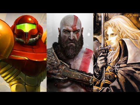 God Of War PS4's Surprising Inspirations