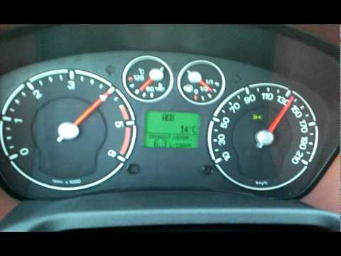 Ford Fiesta 1.6 TDCI S  Acceleration
