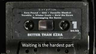 Watch Better Than Ezra Hold Me Down video