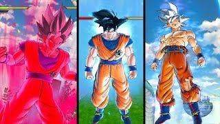 LA NUEVA FASE DE GOKU FINAL - Dragon Ball Xenoverse 2