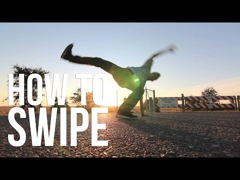 How To Breakdance | Swipes | Power Move Basics video