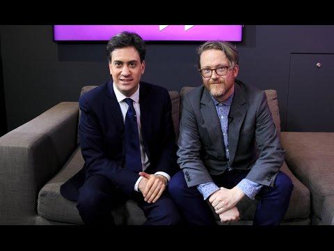 Ed Miliband on Absolute Radio