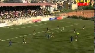 Bangladesh U19 vs India U19 Semi Final - SAFF U19 Football Championship 2015