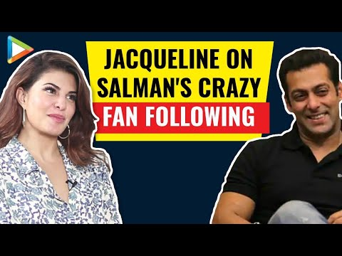 Kick: Salman Khan | Jacqueline Fernandes Exclusive Interview - Part IV