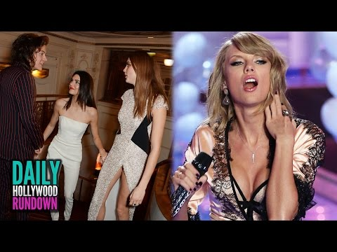 Harry Styles Flirts W/ Kendall & Emma Watson? - Taylor Swift Flirts W/ Michael From 5SOS (DHR)