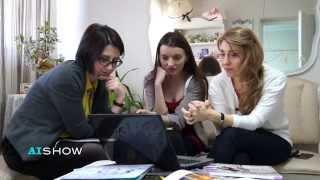 Reportaj AISHOW: Activitățile interpretei Aura