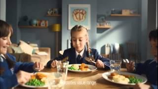 Birds Eye Fish Fingers - Fussy (TV Commercial)