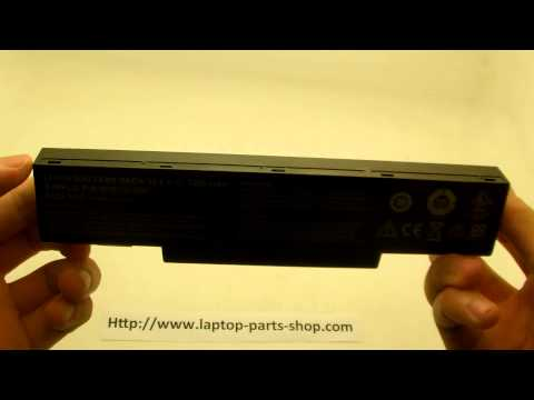 MSI BTY-M66 computer batteries, Laptop Battery