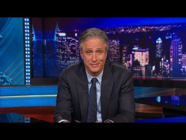 Jon Stewart Defends His 'Daily Show' Successor Trevor Noah Amid Twitter Scandal