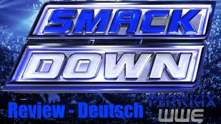 WWE SmackDown Review - 29.01.15 - Casket Match! (Deutsch/German)