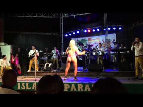La Vale Band - Presentacion Bailarinas y Marilya Gonzales