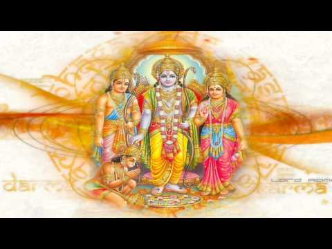Shri Ram Chandra Kripalu Bhajman Lyrics - Goswāmī Tulsīdā...