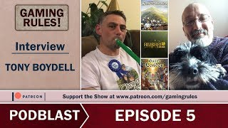 Gaming Rules! Podblast Episode 5