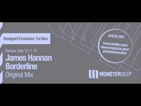 James Hannan - Borderline (Original Mix)