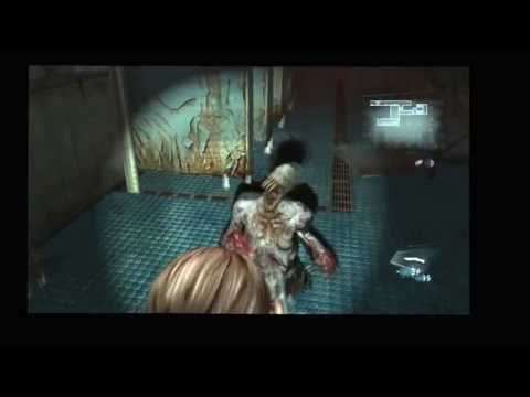 Resident evil-Revelations modo infernal pc Demo-Survival Horror devolta?