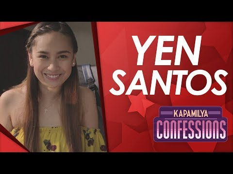 Kapamilya Confessions with Yen Santos | YouTube Mobile Livestream