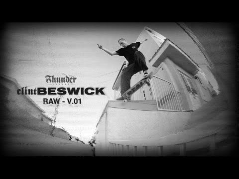 CLINT BESWICK - RAW V.01