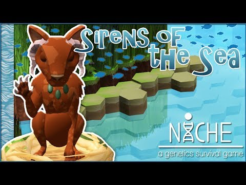The Honey-Sweet Song of the Sirens!! 🐟 Niche: Sirens of the Sea - Episode #1