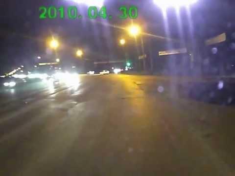 ДТП Тольятти 05.10.2012 Автозаводское шоссе — Южное шоссе