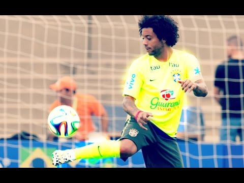Marcelo Vieira - Crazy Training Skills