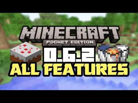 Update 0.7.0   All Features   Minecraft Pocket Edition Changelog