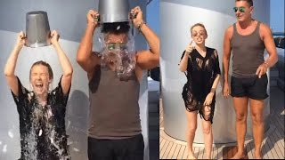 Kylie Minogue - Ice Bucket Challenge ALS, Full (Video) HD