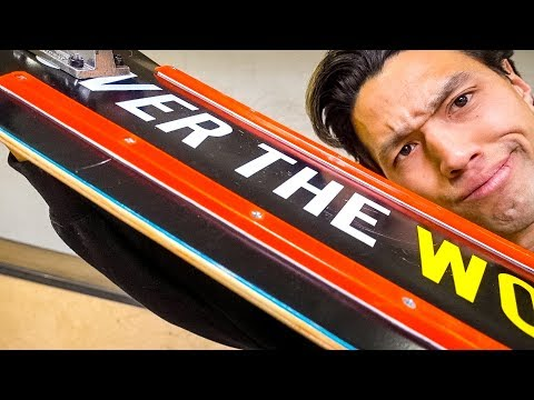 THE TRUTH ABOUT SKATEBOARD DECK RAILS