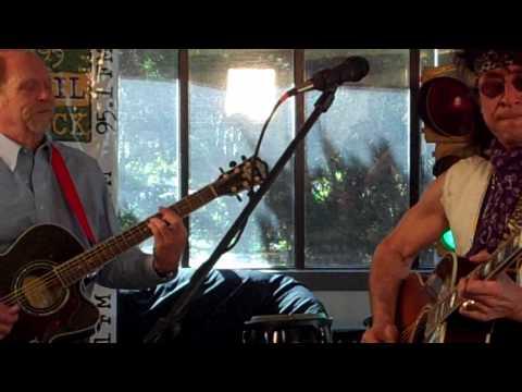 Jim Peterik w/ 95 WIIL ROCK's Steve Salzman - Vehicle (acoustic)