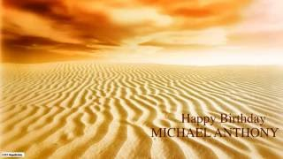 Michael Anthony   Nature & Naturaleza - Happy Birthday