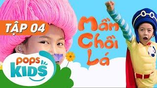 Mầm Chồi Lá Tập 4 - Bắc Kim Thang | Nhạc Thiếu Nhi Hay Cho Bé | Vietnamese Songs For Kids