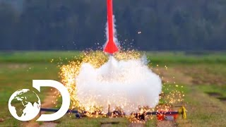 A Sugar Powered Rocket | Street Science