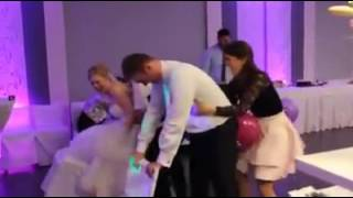 Must see FUNNIEST DIRTIEST SEXIEST GAME ever at wedding celebration!!