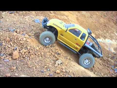 II Encontro de Rock Crawling Radio Controlado do DF - Brasil
