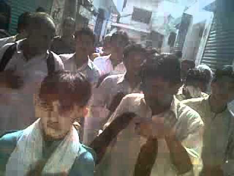 Talagang Markazi Sangat Nauha(Binte Zahra(S.A) K Masyab ki Nahi Intha) at (Doltala) 19June2011