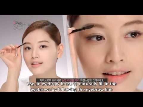 [ENG sub] Get It Beauty Self MC Jaekyung One Point Makeup /겟잇뷰티셀프 재경 원포인트메이크업