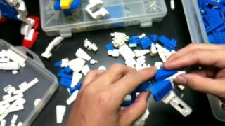 Playing with LEGO : 80-100 minutes(2x speed) V2 Proto