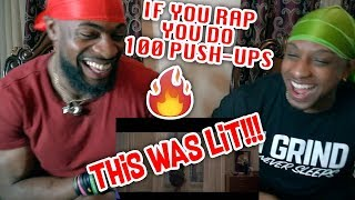 If You Rap You Lose !!! (🎤Try Not To Rap Challenge) || New York EDITION