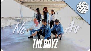 'NO AIR' - The Boyz (더보이즈)   Dance Cover【NØLIMITS】